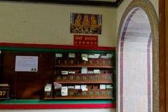 Buddhistische Wahrsagerei Stockfotografie