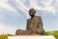Buddhistische Zahl Lizenzfreie Stockbilder