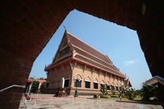 Buddhistischer Kirche Laterite. Lizenzfreie Stockbilder