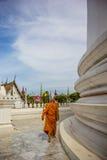 Buddhistischer Mönch Lizenzfreie Stockfotos