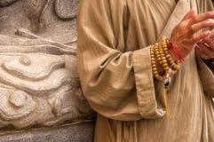 Buddhistischer Mönch Lizenzfreies Stockbild