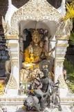 Buddhistischer Schrein Stockfoto