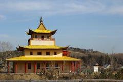 Buddhistischer Tempel Stockbilder