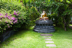Buddhistischer Tempel Lizenzfreies Stockbild