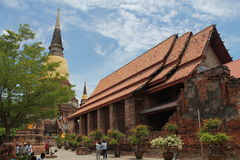 Buddhistischer Tempel, Lizenzfreie Stockfotografie