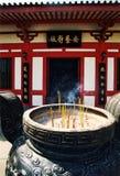 Buddhistischer Tempel Lizenzfreie Stockfotografie
