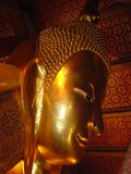 Buddhistischer Tempel in Bangkok Stockbilder