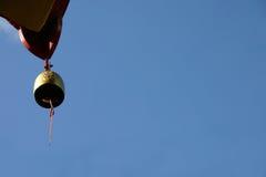 Buddhistischer Tempel Bell lizenzfreie stockfotografie