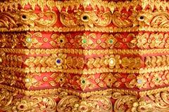 Buddhistischer Tempel-Beschaffenheit Lizenzfreie Stockfotos
