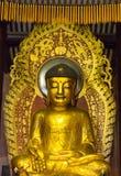 Buddhistischer Tempel in Guangzhou, China Stockbild