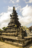 Buddhistischer Tempel, Indonesien Lizenzfreies Stockfoto