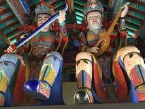 Buddhistischer Tempel MU--Ryangsa lizenzfreies stockfoto