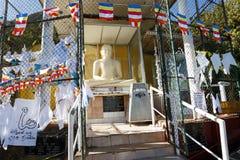 Buddhistischer Tempel nahe der Berg Adams-Spitze, Sri Lanka Stockfoto