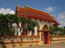 Buddhistischer Tempel in Thailand. Lizenzfreie Stockbilder