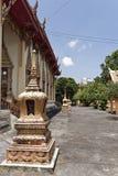 Buddhistischer Tempel, Thailand Lizenzfreies Stockbild