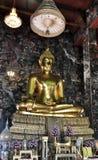 Buddhistischer Tempel und Statue in Thailand lizenzfreies stockfoto