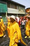 Buddhistisches frommes Ritual Lizenzfreie Stockfotografie
