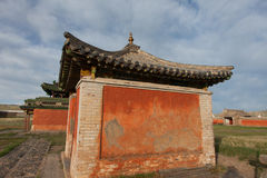 Buddhistisches Kloster Erdene Zu Lizenzfreie Stockfotos
