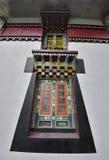 Buddhistisches Kloster in Tibet Stockfotos
