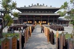 buddhistisches obrządkowi Obrazy Royalty Free