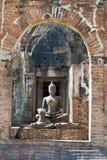 Buddhistisches staue stockfotos