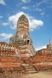 Buddhistisches stupa stockfotos