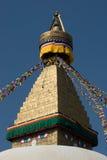 Buddhistisches stupa Lizenzfreie Stockfotos
