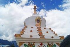 Buddhistisches Stupa Lizenzfreies Stockbild