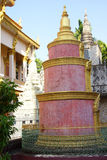 Buddhistisches Stupas Lizenzfreies Stockbild