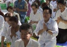Buddhists Royalty Free Stock Photo