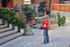 Buddhists Stock Images