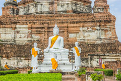 Buddhst statue Royalty Free Stock Photo