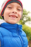 A budding boy Royalty Free Stock Photos