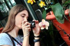 Free Budding Photographer Stock Images - 5742764