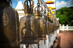 Buddish Klocka Royaltyfri Foto