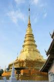 Buddish tempel Royaltyfria Foton