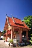 Buddish tempel runt om Laos Royaltyfria Foton