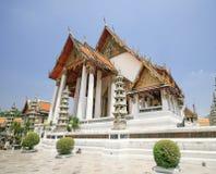 Buddishm tempel Royaltyfri Fotografi