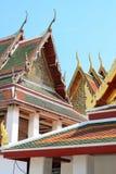 Buddishm tempel Royaltyfri Bild