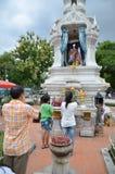 Buddisht Praying Stock Photo