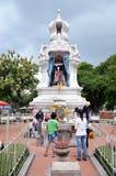 Buddisht Praying Royalty Free Stock Photo