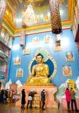 Buddism i Buryatia, Ryssland Arkivbilder