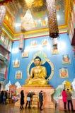 Buddism i Buryatia, Ryssland Arkivfoton