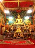 Buddism. Temple Buddhists Religious Traditional Thailand Royalty Free Stock Photo