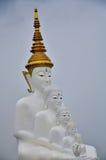 Buddism Wat Pra That Pha Sons Keaw Tempel Thailand stockfoto
