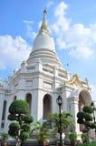 Buddismkyrka i Thailand Arkivbilder