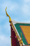 Buddismo del tempio della chiesa Immagine Stock