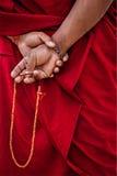 Buddismo tibetano Fotografie Stock Libere da Diritti