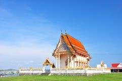 Buddismtempel royaltyfri foto