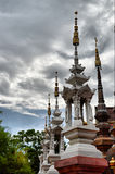 Buddismtorn Arkivfoton